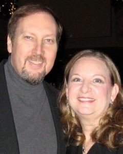 Gary Mantz and Suzanne Mitchell