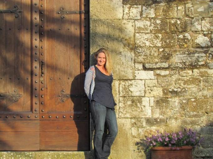 Deborah in Italy