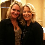 Masterminding with the gorgeous Barbara Niven