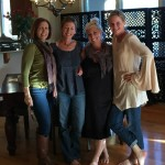Boulder Immersion Retreat, Partnering with Lisa Zimmerman